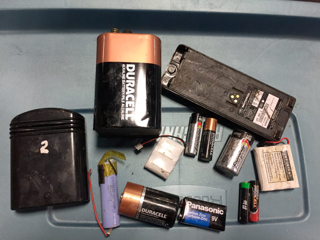 Batteries (Household)