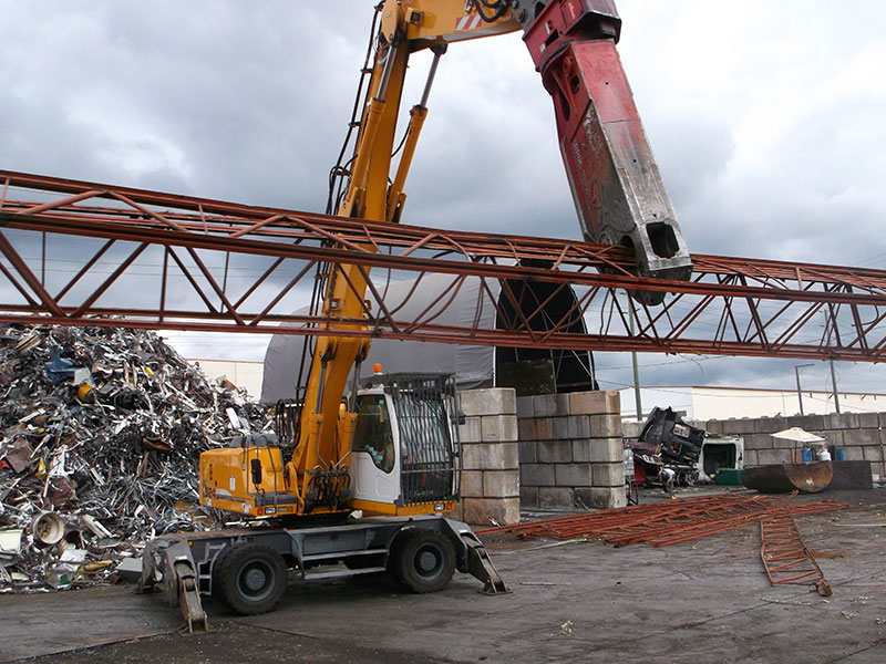 West Coast Metal Recycling Machinery