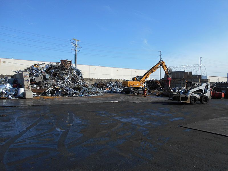 Sell Scrap Metal Langley | Buying & Selling | West Coast